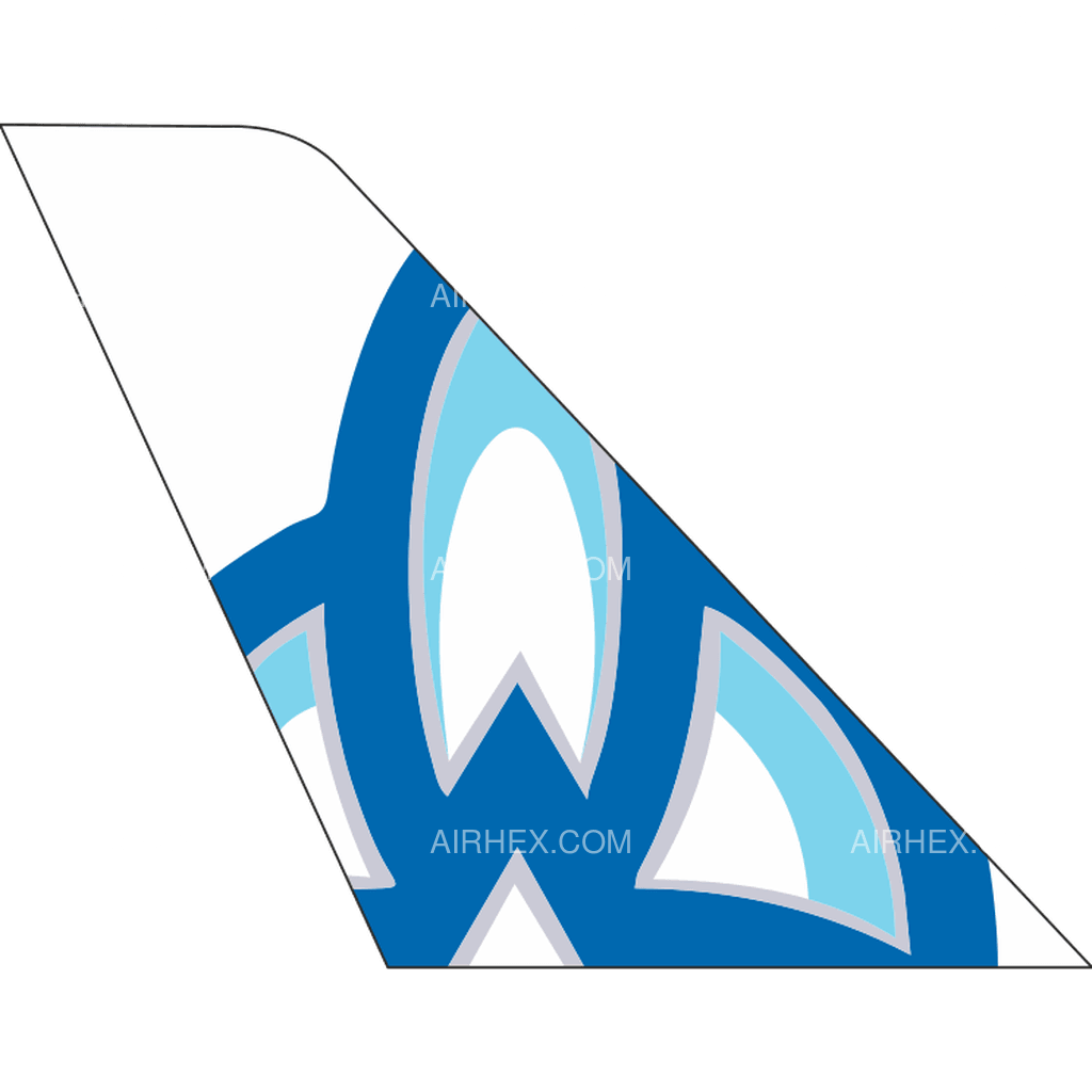 SCAT Airlines tail logo