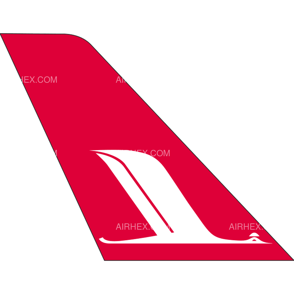 Shanghai Airlines tail logo