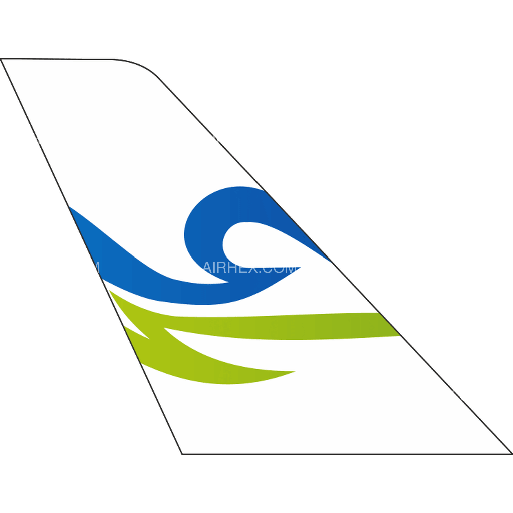 Sky Angkor Airlines tail logo