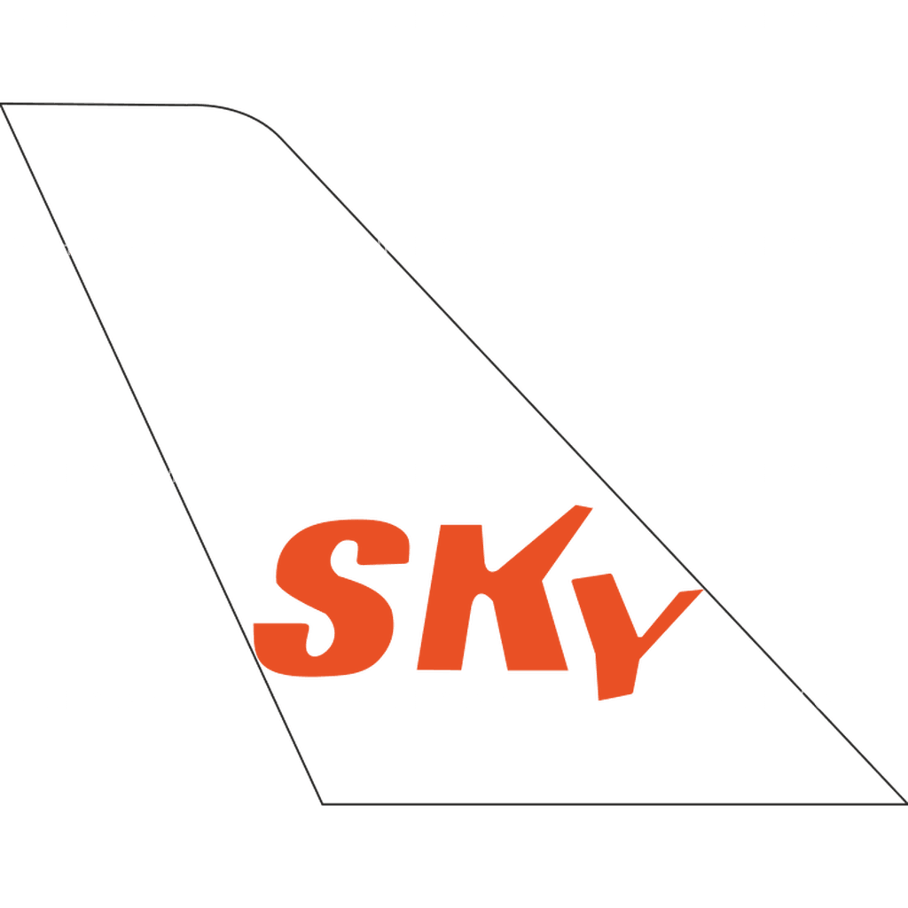 Sky High tail logo