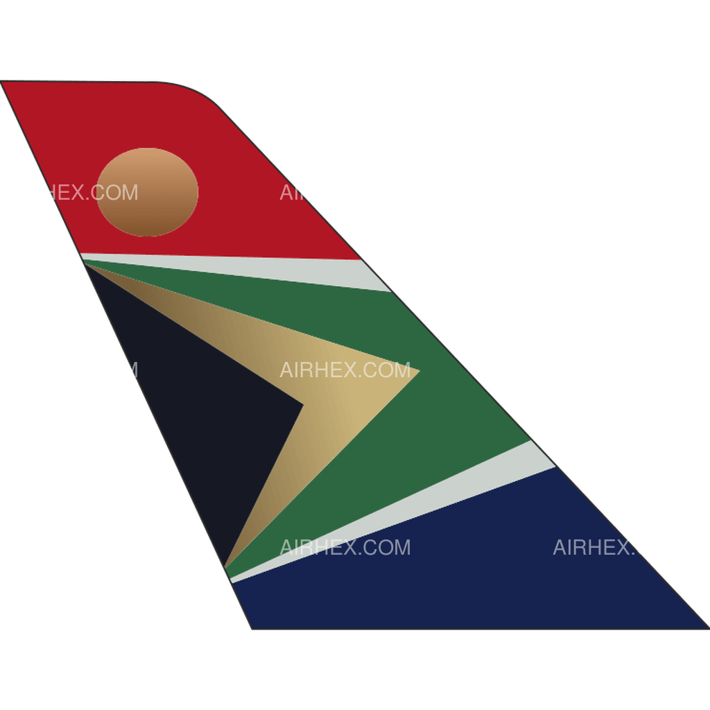 South African Airways tail logo