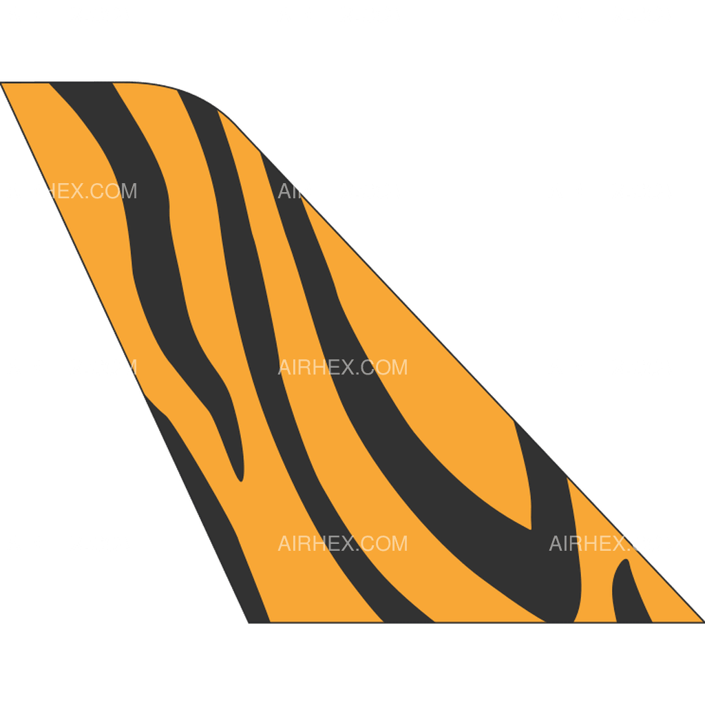 Tigerair Taiwan tail logo