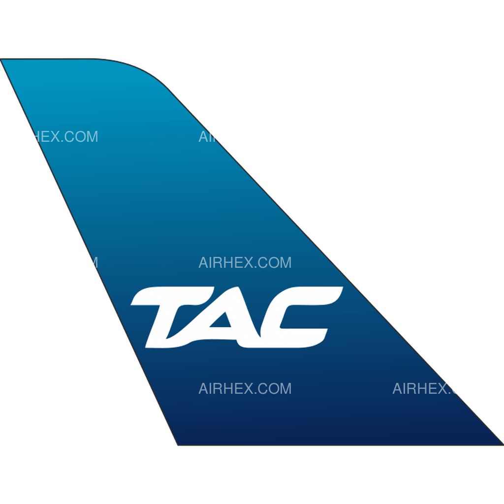 Trans Air Congo tail logo