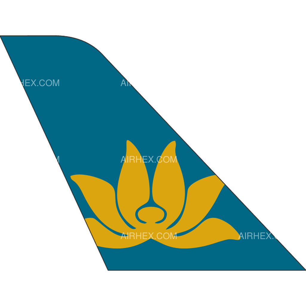 Vietnam Airlines tail logo