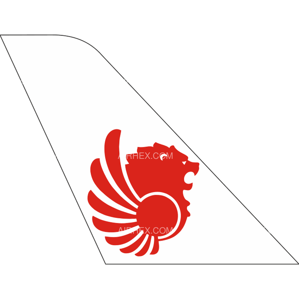 Wings Air tail logo