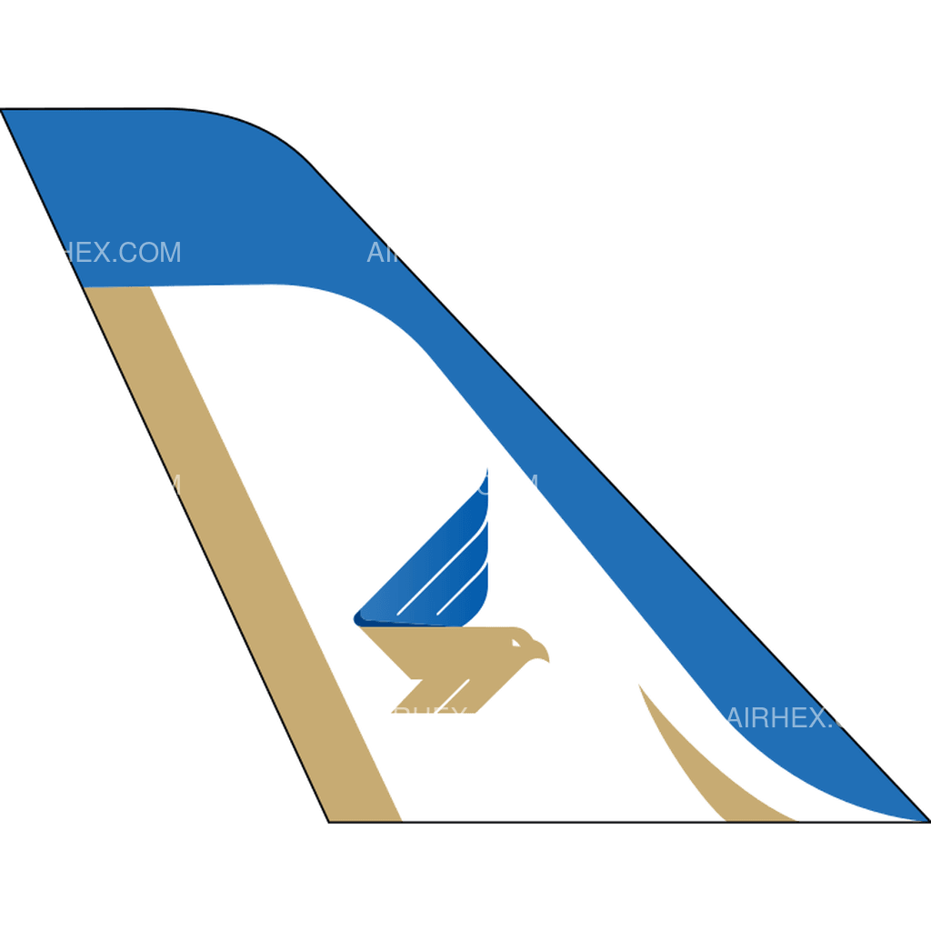 Zagros Airlines tail logo