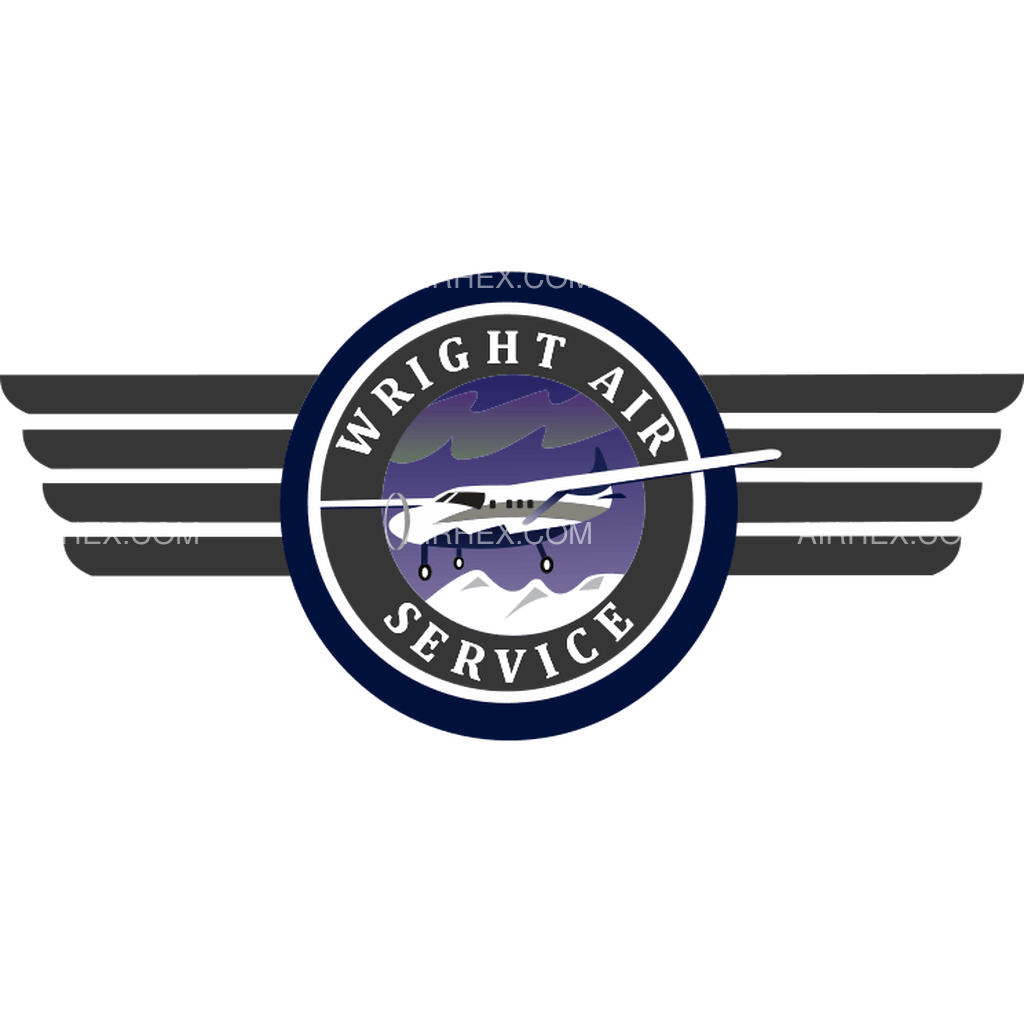 Wright Air Service logo